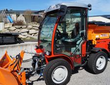 Antonio Carraro SP 5008 HST Superpark Schlepper Holder Kubota