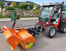 Carraro SP 5008 HST SUPERPARK Schlepper Traktor Holder