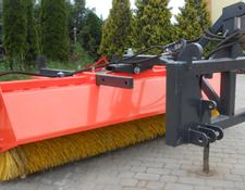 Metal-Technik Kehrmaschine /Sweeper/ Zamiatarka 1,8