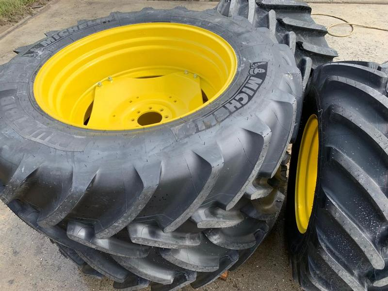 Michelin Multibib 540/65 R38