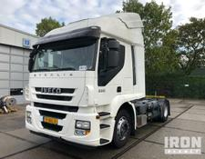 Iveco Stralis AT440S33T/P LNG/CNG