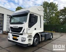 Iveco Stralis AT440T/P CNG/LNG