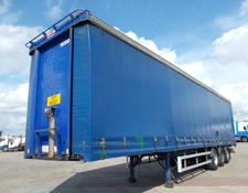 Sdc 45FT CURTAINSIDE TRAILER - 2003 - C284567