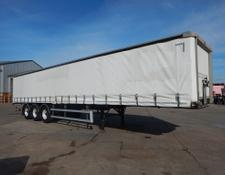 Sdc 45FT CURTAINSIDE TRAILER - 2008 - C264320