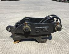 JCB Hydraulic Quick hitch