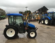 New Holland TCE55 COMPACT TRACTOR (ST5717)