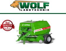 Sipma Festkammerpresse PS 1211 FARMA PLUS, PS 1221 FARMA PLUS