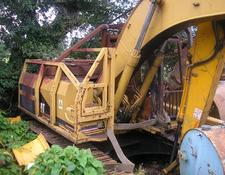 Caterpillar 318BL EXCAVATOR (BURNT OUT) PARTS ONLY