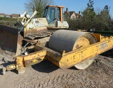 Bomag bw6 towed vibrating roller