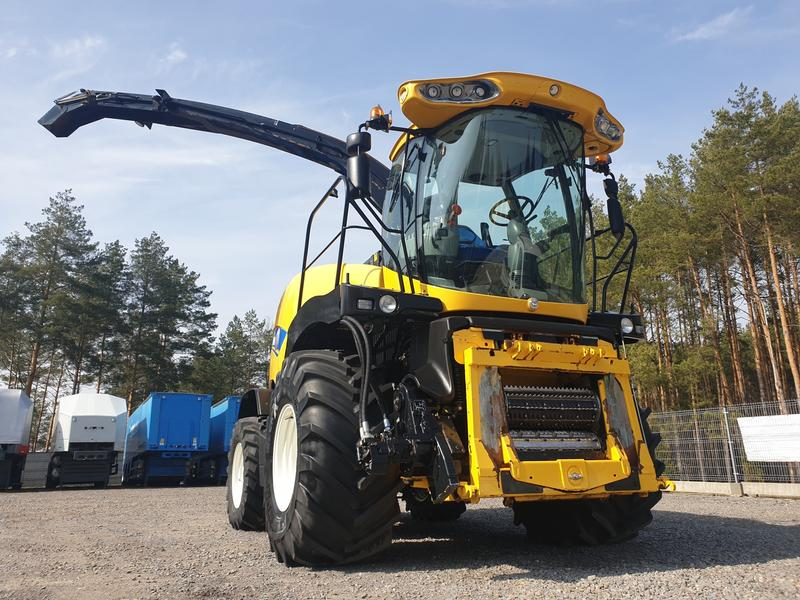 New Holland FR500 625 4x4 HARVESTER