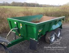 Bailey Dump Trailer