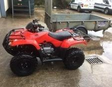 Honda TRX 250 TM ATV