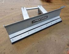 N/A Yard & Snow Scraper - Fork Mounted, Heavy Duty - 1800mm Wide. Galvanised