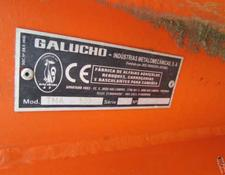 Galucho TILTHMASTER 5.2 metre Trailed Cultivator