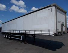 Sdc 45FT CURTAINSIDE TRAILER - 2008 - C257127