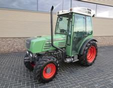 Fendt 207va smalspoor