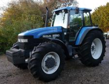 New Holland T7.200 4wd Tractor