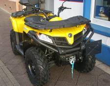 CF MOTO CFORCE 450XL DLX LOF EPS SUNSHINE EDITIONEN