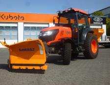 Kubota M5071 Narrow  Winterdienstpaket