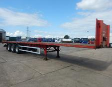Sdc 44FT FLATBED TRAILER - 2003 - C115351