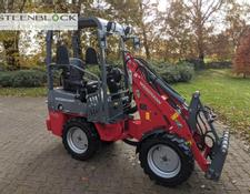 Weidemann Hoflader / -schlepper 1140/Nov19