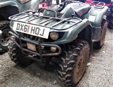 Yamaha 350 Grizzly ATV