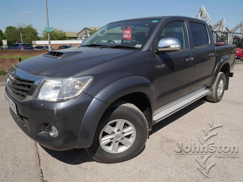 Toyota HILUX HL3 DOUBLE CAB PICKUP