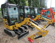 Caterpillar 301.6 / kein 301.7