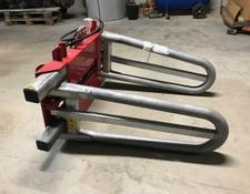 Weidemann Quaderballengreifer