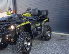 Can-Am OUTLANDER MAX XTP 650 NOIR
