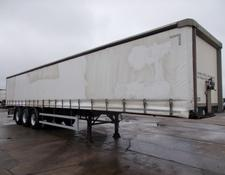 Sdc 45FT CURTAINSIDE TRAILER - 2008 - C257778