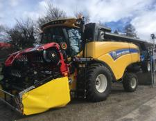 New Holland CX5.80 Elevation