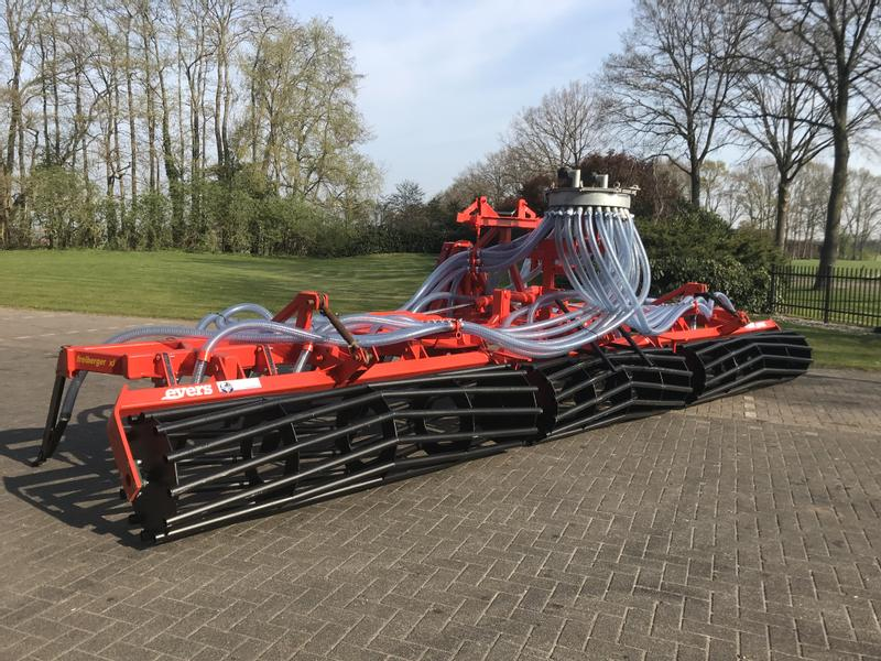Evers Freiberger XL 8 meter