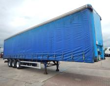 Sdc 45FT CURTAINSIDE TRAILER - 2003 - C108573