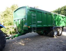 Bailey 18T Trailer