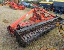 Maschio DM 4 metre Power Harrow, Q-fit tines, level board, Packer roller,
