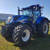 New Holland T7.270 Auto Command, Mietrückläufer 690 Std.