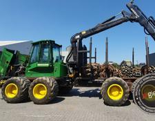 John Deere Forwarder 1110D ECO III