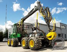 John Deere Forwarder 810D
