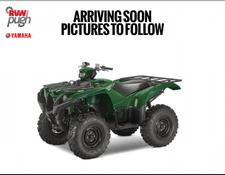 Yamaha Grizzly 550FI ATV