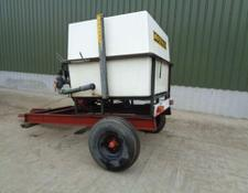 Cleanacres 2200 Litre Chemical Mixing Tank