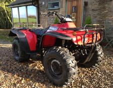 Honda Big Red trx 300 quad * WANTED*