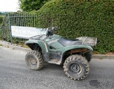 Yamaha 700 grizzly ATV