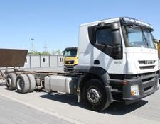Iveco STRALIS 310 LONG CHASSIS 7.8 M TAIL LIFT