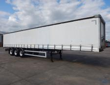 Sdc 45FT CURTAINSIDE TRAILER - 2008 - C257083
