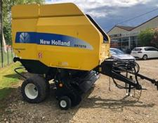 New Holland BR 7070 Super FeedII