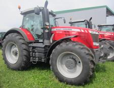 Massey Ferguson 8730 DVT Exclusive