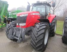 Massey Ferguson 7726 D6 Exclusive