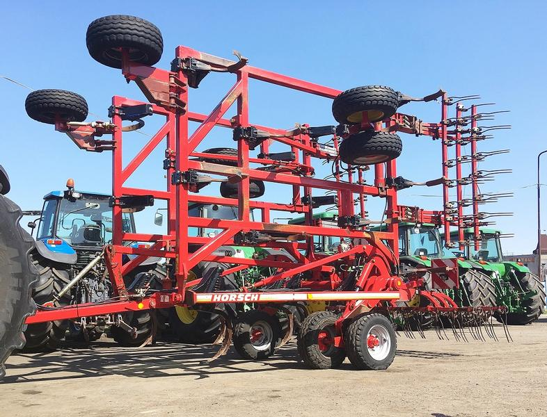 Horsch TERRANO 8FG + HORSCH OPTIPACK 8AS - 2006 ROK