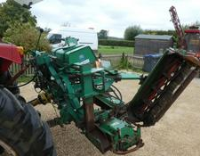 Ransomes hydraulic 5 gang mowers